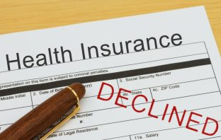 Has Your Health Insurance Application Ever Been Rejected?