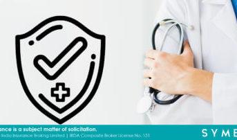 GMC shield with stethoscope